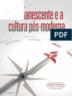 O Remanescente e a Cultura Pos-moderna - Douglas Reis