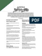 Survivor Zombiland - NUPRO Juego de mesa - Reglamento en español