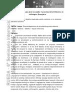 Especialización en Didáctica de LE_UNC