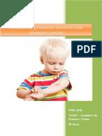UFCD_9646_Medidas de Primeiros Socorros Com Crianças e Jovens_índice