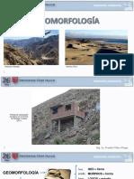 Introduccion a La Geomorfologia