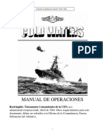 Cold Waters Manual de Operaciones r2