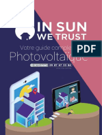 Votre Livre Blanc Photovoltaïque in Sun We Trust