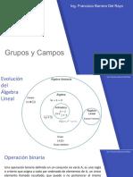 1. Grupos y Campos