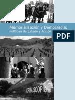Memorialización