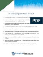 10 Consejos Para Evitar El SPAM