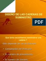 2.1.1 Diseño de Las Cadenas de Suministro (2)