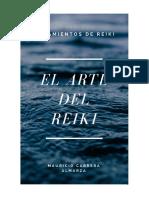 ARTE DEL REIKI, GUIA DE TRATAMEINTOS DE REIKI, EL - Mauricio Cabrera Almarza.pdf