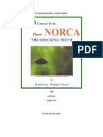 Albert Coe - Contact from Planet Norca, THE SHOCKING TRUTH