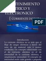 mantenimiento electico elect