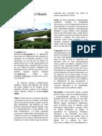 Los Biomas Del Mundo Septimo