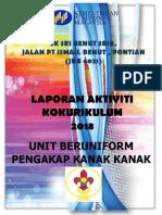 Kulit Buku Pelaporan