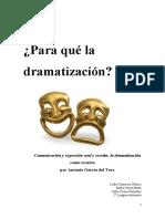 La Dramatización Como Recurso (3)