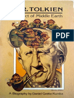 Biografía de Tolkien - Daniel Grotta