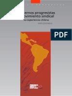 Gobiernos Progresistas y Movimiento Sindical - M E Feres