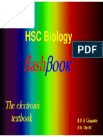 Band 6 Blueprint of Life Hsc Biology Notes