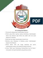 Arti Lambang Kota Makassar
