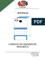 Manual Cabina Seguridad Biologica