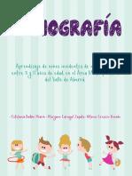 Monografía Aprendizaje de Niños Invidentes