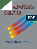 Muhri - Kamus Madura Indonesia Kontemporer Edisi VI-Yayasan Arraudlah Bangkalan (2016)