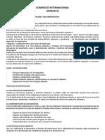 PASOS PARA REALIZAR UNA EXPORTACIÓN Y UNA IMPORTACION - COMERCIO INTERNACIONAL - Unidad III.docx