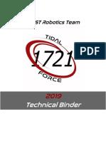technical binder 2