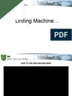Drilling Machine-untuk PRESENTASI