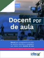 Manual Docente Aula - Ecdf
