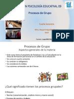 1 Encuadre Procesos de Grupo 2019 UPN