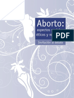 Aborto Aspecto Socuales Eticos y Religiosos