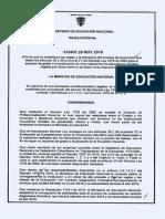 Resolución 018407 del 28 de Noviembre de 2018 - Ecdf