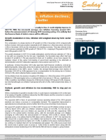 IIP & CPI-Market Economy Emkay 15.01.19