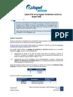 Estimulos Fiscales Region Fronteriza Norte Aspel SAE