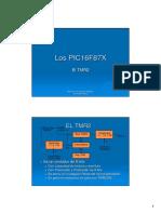 Los Pic16f87x Tmr2