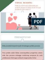 journal kehamilan remaja