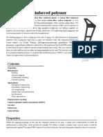 Carbon Fiber Reinforced Polymer
