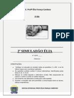 Ficha Para Correção de Produção Textual
