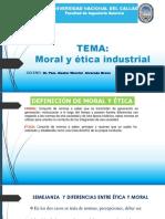 La Moral y Etica Industrial
