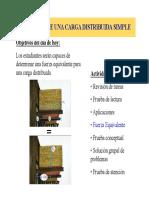 Estática - Reducción de una Carga Distribuida Simple.pdf