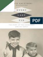 David Kaczynski - Every Last Tie