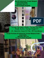 TERAMPUH DI INDONESIA!!! 085-852-704-779 Terapi Perilaku Anak Autis Di Surabaya