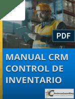 Manual Para Sistema de Inventario