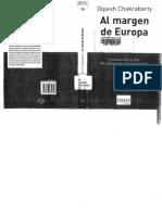 05-Chakrabarty - Al margen de Europa.pdf