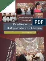 Desafios Actuales Diálogo Católico Islámico