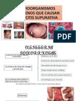 cervicititis