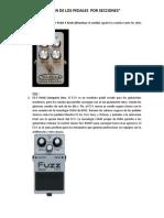 ORDEN DE LOS PEDALES  POR SECCIONES - GUITARRA ELECTRICA.docx