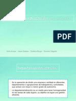 Departamentalización Por Clientes 123 (2)