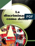 LA DISCRIMINACIÓN COMO DELITO.pdf