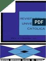 Revista de la Universidad Católica. 1977. Número monográfico de arqueología. Año V, N_ 17.pdf