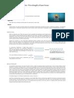 Michelson's Interferometer- Wavelength of Laser Beam (Theory) _ Laser Optics Virtual Lab _ Physical Sciences _ Amrita Vishwa Vidyapeetham Virtual Lab
